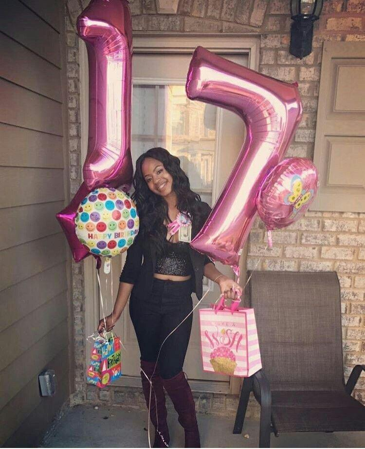 Black Girls 17th Birthday Outfit Ideas