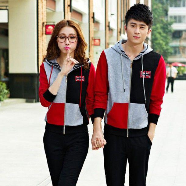 978fb8d777 couples matching winter clothing on Stylevore
