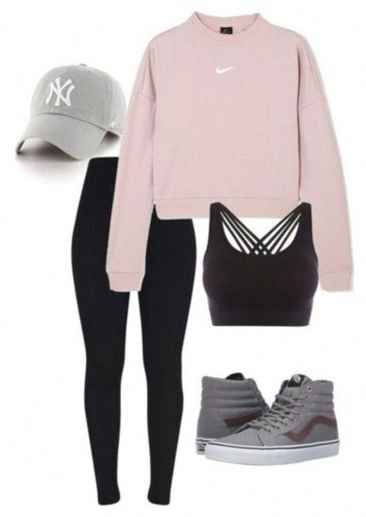 Comfy Outfits With Leggings