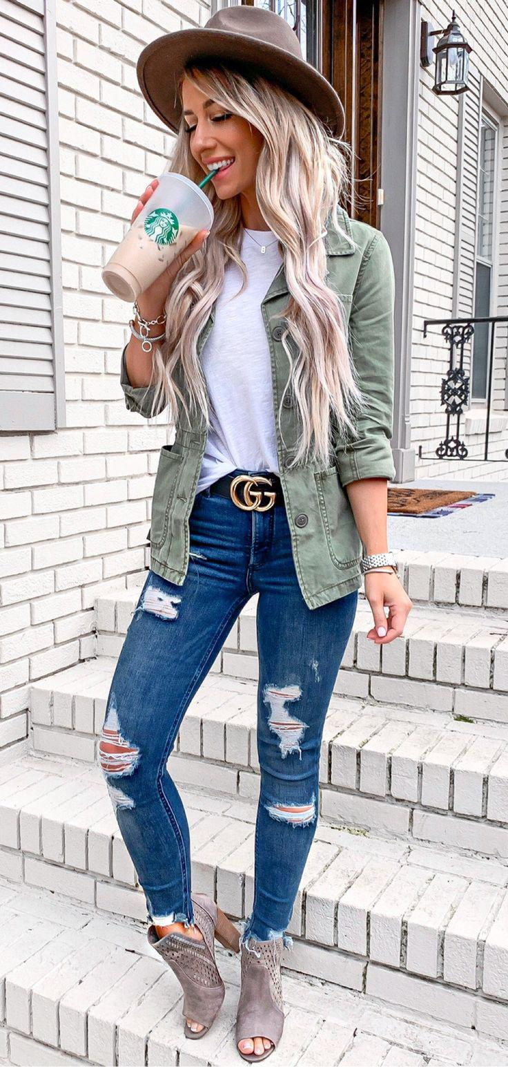 c3c2cbfc74 green cardigan  summer  outfits style on Stylevore