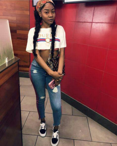 Black Girl Fashion 2019: Best Teen Girls Swag Outfits Ideas On Stylevore