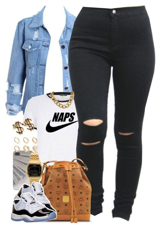 0257e30fbe21 Cute outfits with jordans tumblr on Stylevore