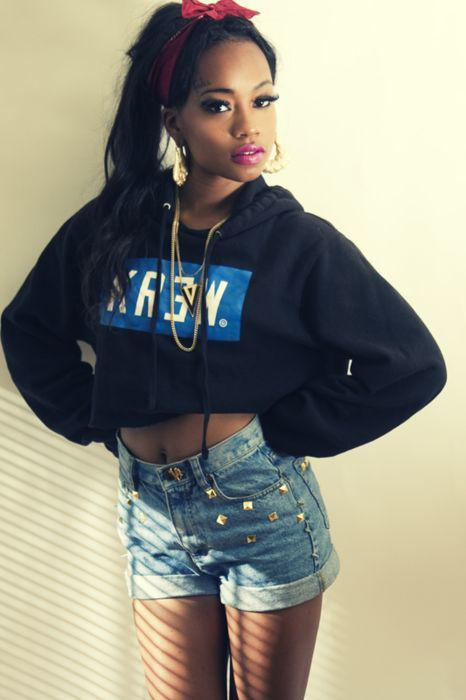 Outfit Ideas for Black Girls Swag Style on Stylevore