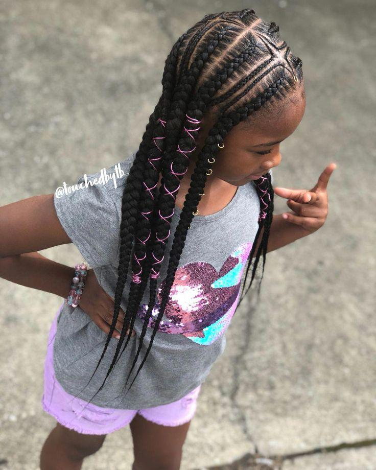 Stylish Black Girls: Cute Black Lil Girl Hairstyles On Stylevore