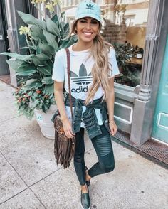 Sporty outfit for women