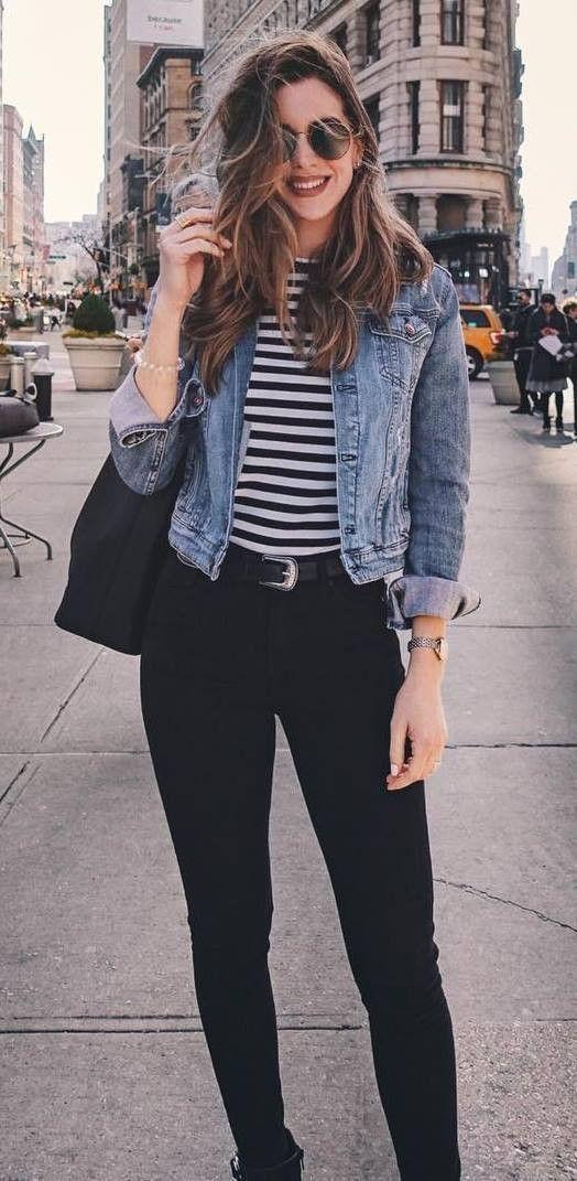 Jean jacket, Casual wear