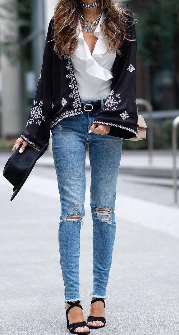Slim-fit pants,  Street fashion