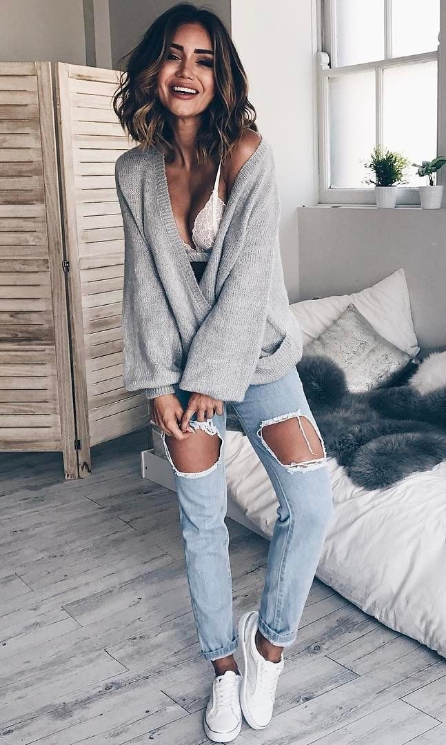 Pia muehlenbeck outfits