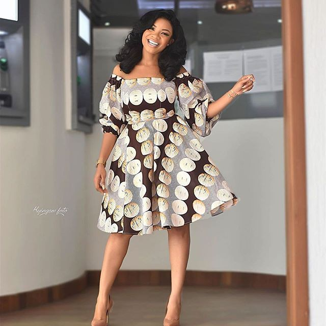1410e9dcca0b Serwaa Amihere, Serwaa Amihere, Bodycon dress on Stylevore