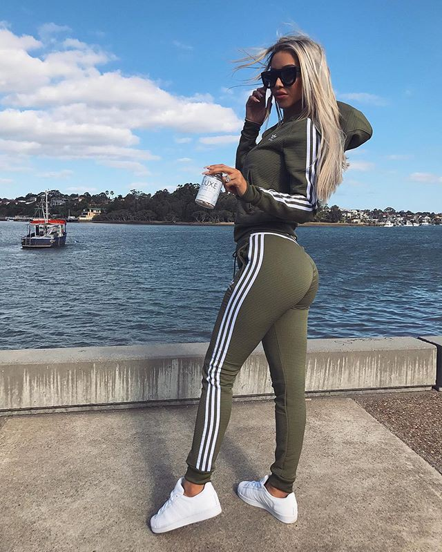 Adidas outfits, Adidas Joggers, Casual wear on Stylevore