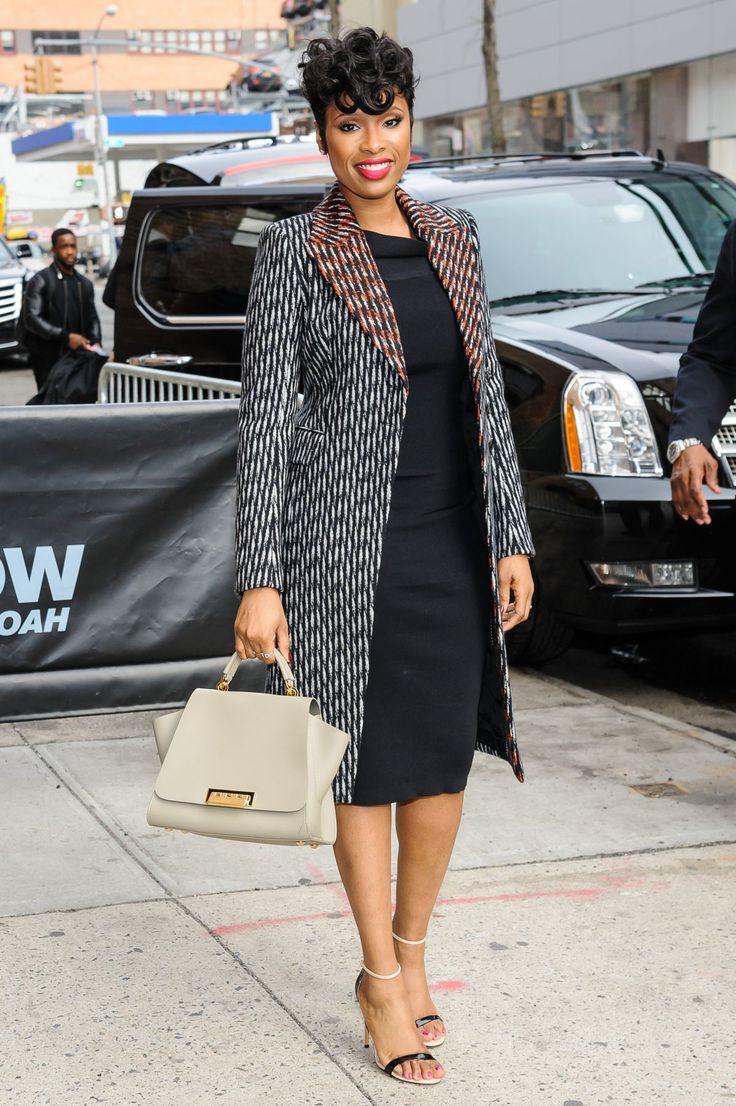 Jennifer hudson outfits