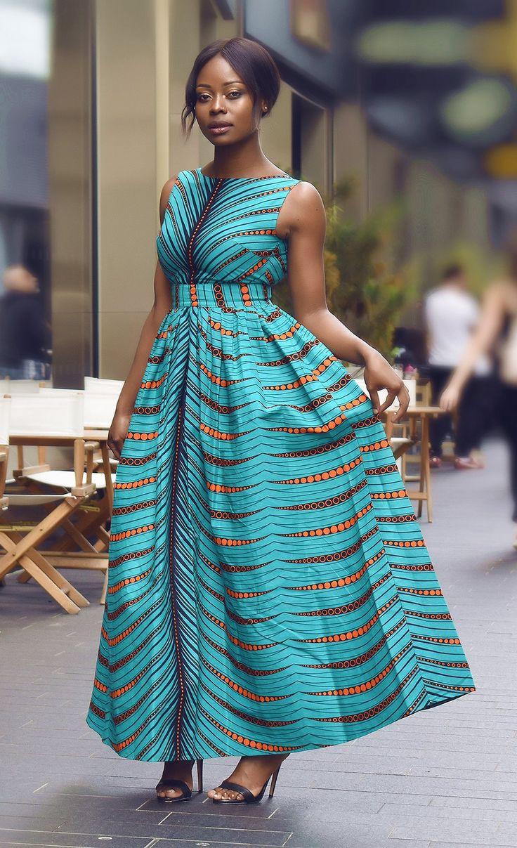Maxi dress,  Green Dress