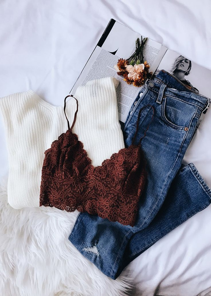 Outfits laid out