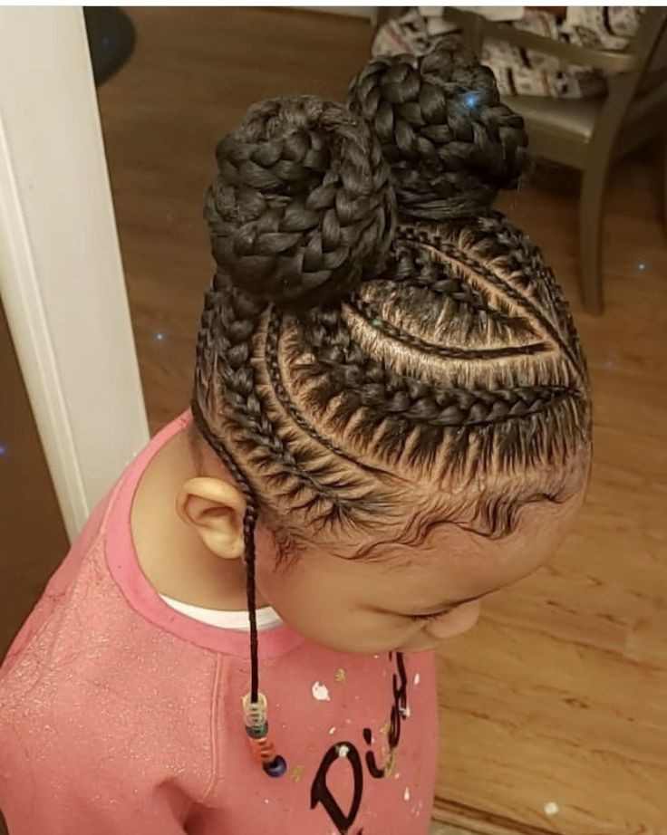 Braided Hairstyles For Little Black Girls On Stylevore