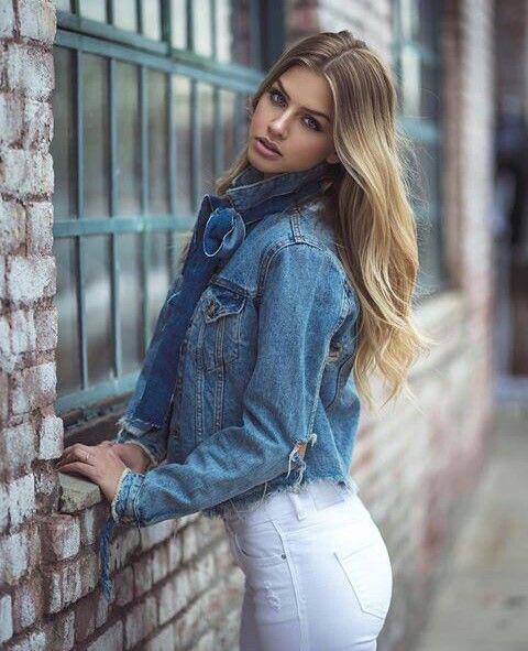 Marina laswick jeans
