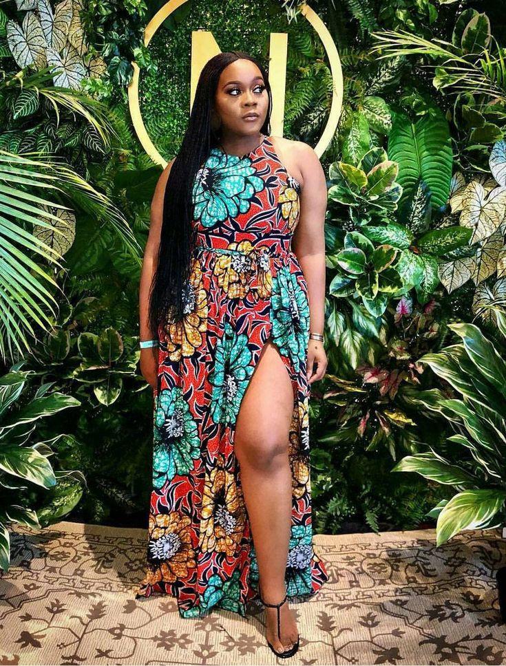 Fashion model, Party dress