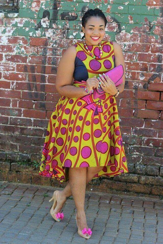 Latest Kitenge Designs From Ghana On Stylevore