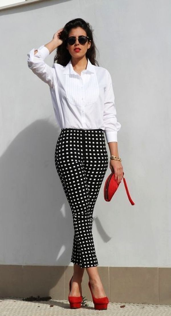Job Interview Clothing- Smart Casual Women on Stylevore