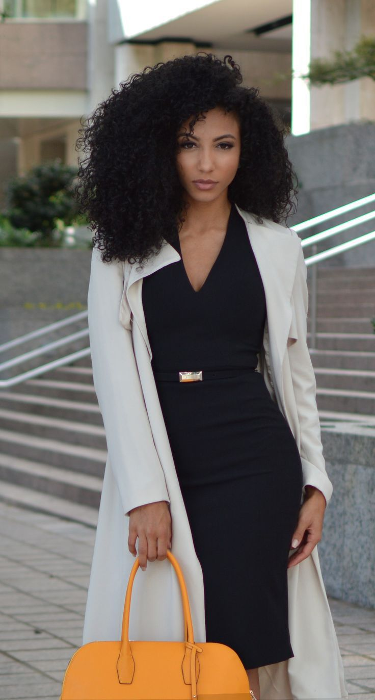 Business casual attire for women
