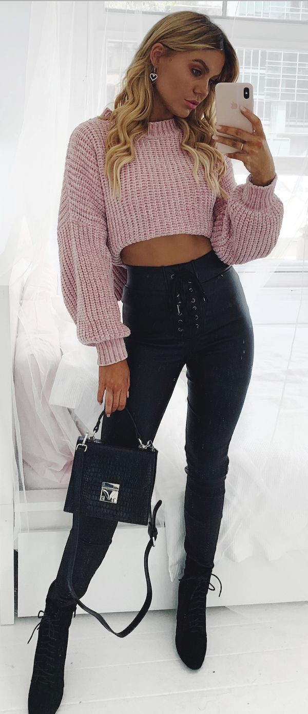 Black Jeans Casual Outfit