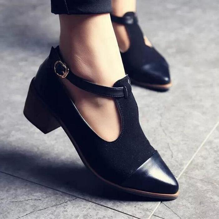 Oxford shoes women