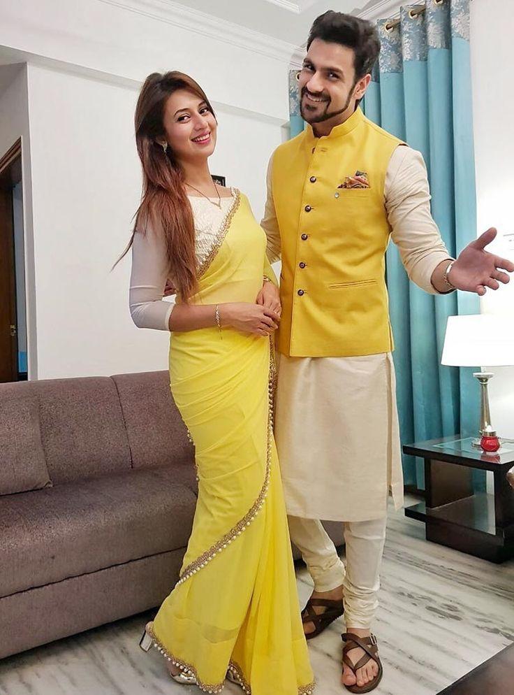 Divyanka tripathi dresses