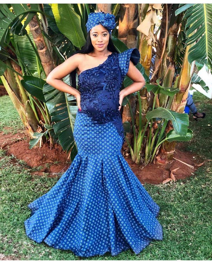 Roora traditional wedding dresses