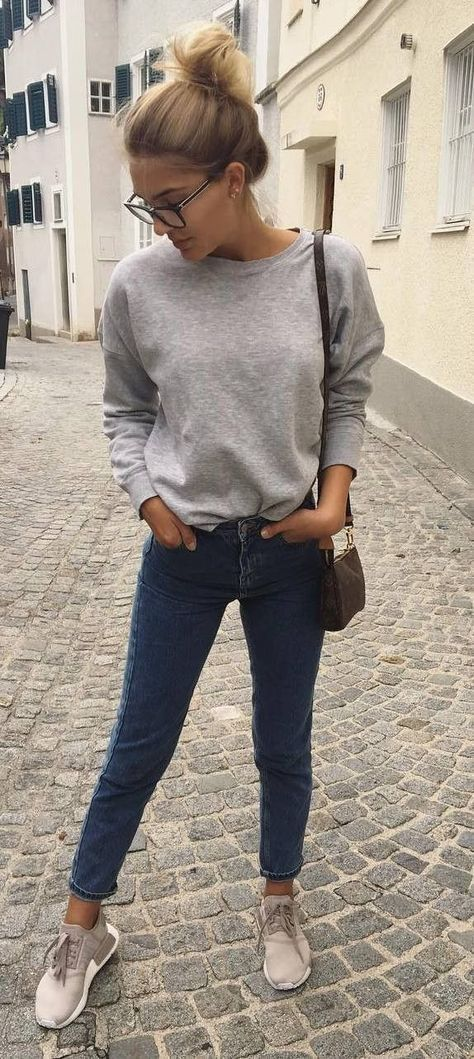 Best Casual College Outfits For Girls