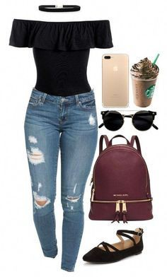 Casual Girls Fashion For School