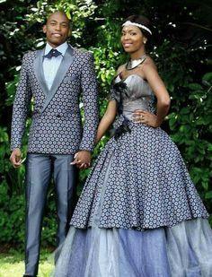 Traditional wedding dresses