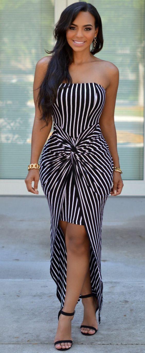 Strapless dress,  Tube top