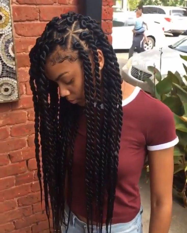 Box braids para