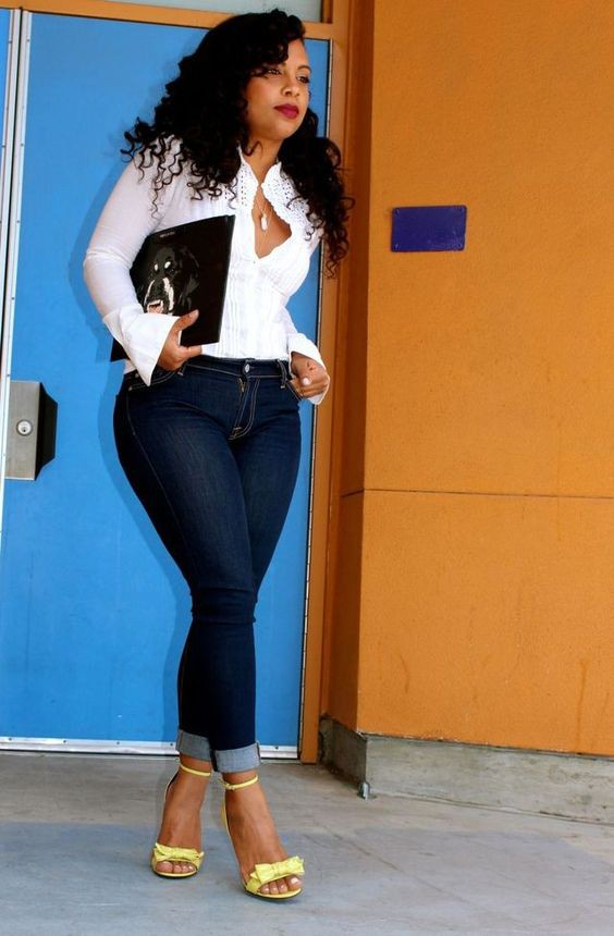 Plus-size clothing, Casual wear