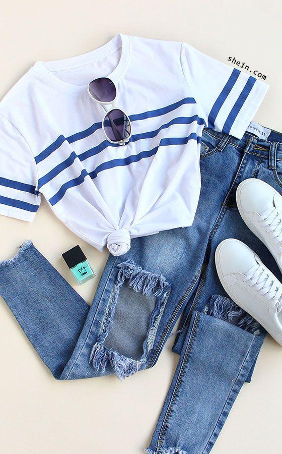 Mujer juvenil ropa urbana