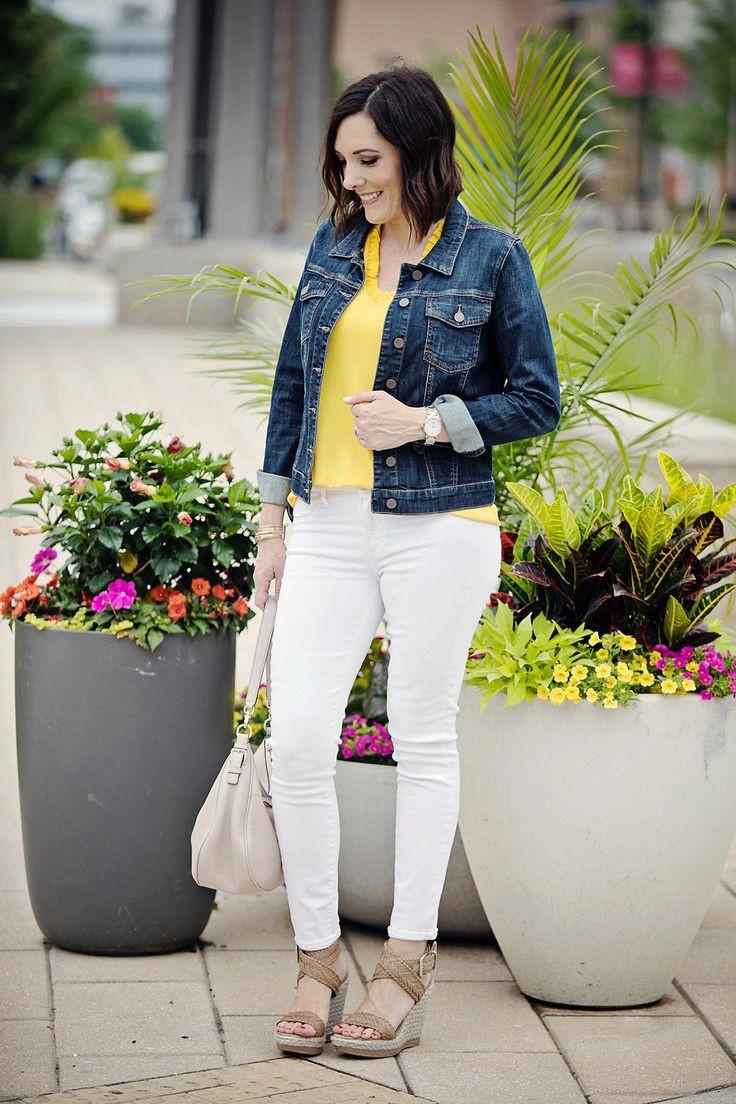 Mom jeans,  Jean jacket