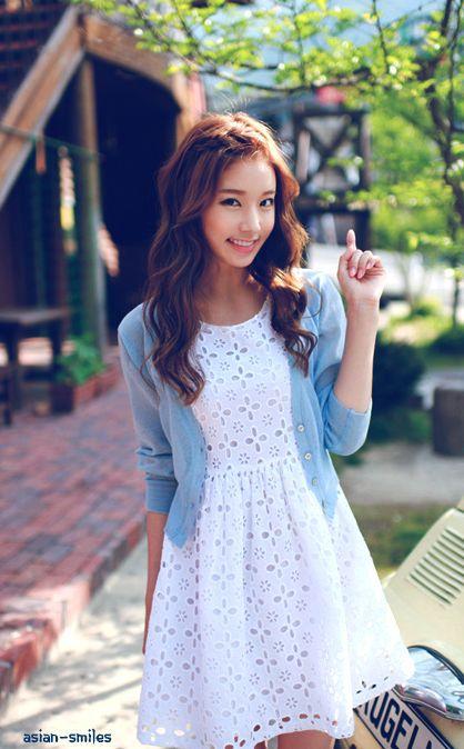 Summer dresses cute korean outfits