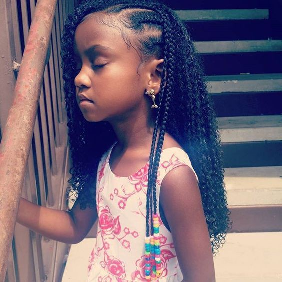 Kids natural hairstyles | Black Women Natural Hairstyles on ...