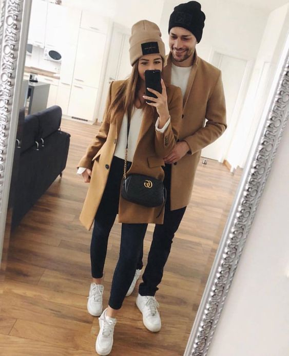 Winter matching Outfits – Couples