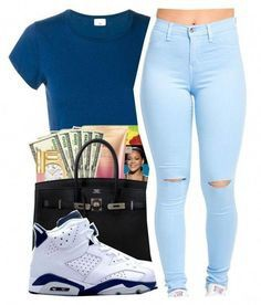 Swag Outfits With Jordans For Girls
