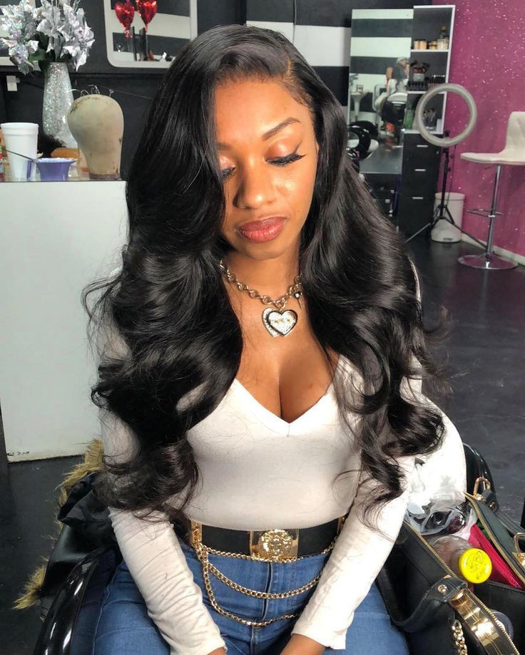 Hair prom black girls weave ideas on Stylevore
