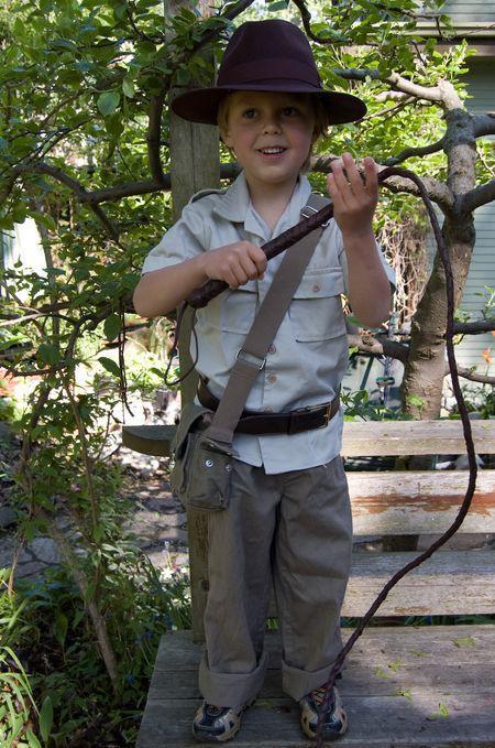 Indiana Jones Costume Ideas For kids