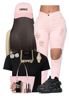 Baddie dope outfits with jordans polyvore