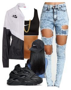 Trendy Swag Outfits For School