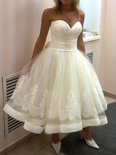 Robes de mariée princesse pas cher – DreamyDress