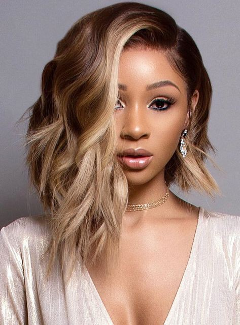 Stunning Bob Hairstyles For Black Women On Stylevore