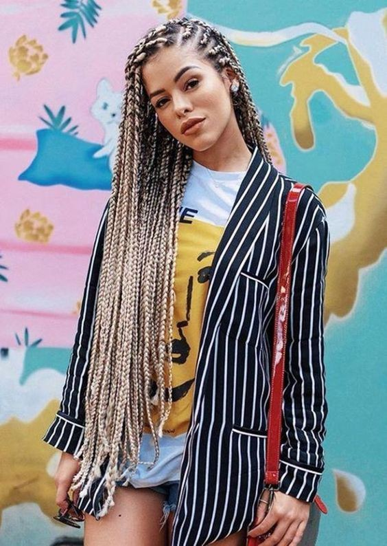 Fantastic tips for box braid outfits