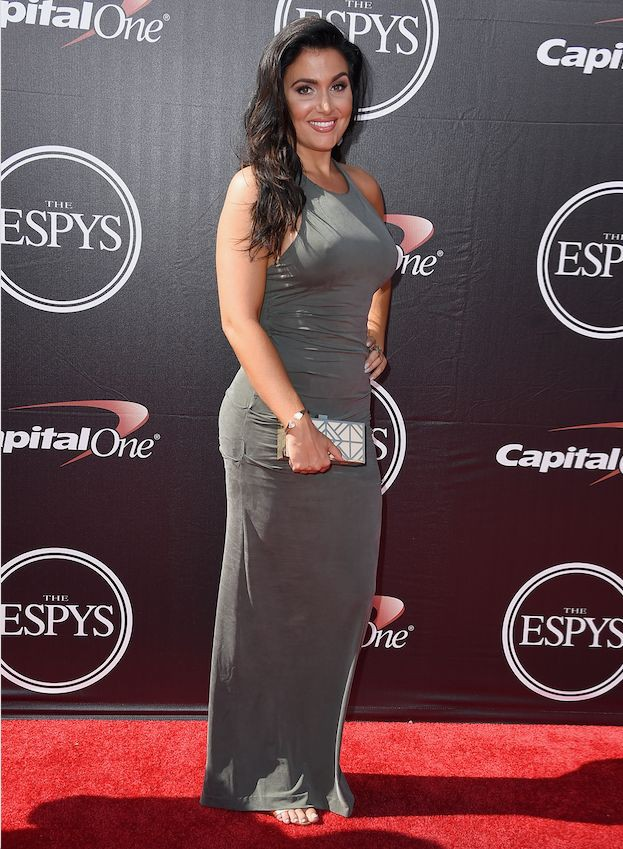 Gorgeous Molly Qerim Sexy Photos From Red Carpet On Stylevore