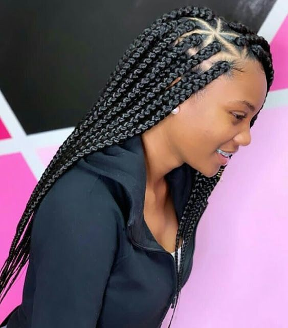 Jamaican Hairstyles Gallery: Fancy Outfit Ideas For Rasta Braids, Big Cornrows