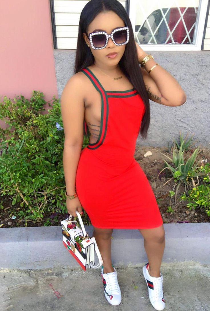 A cool red Champion Superfleece Overall slim fit dress