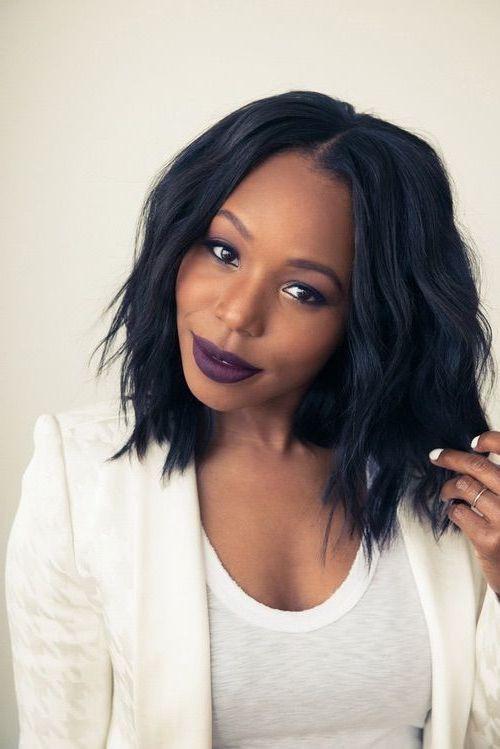 Ravishing Bob Hairstyles For Black Girls